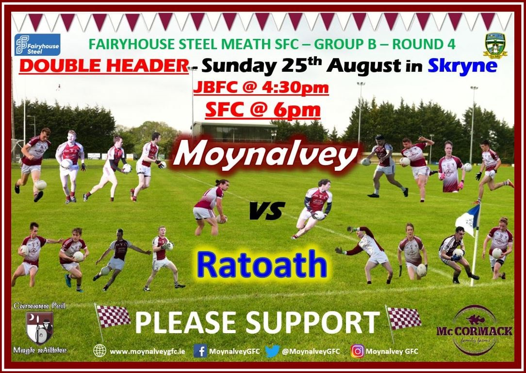 Ratoath Double Header