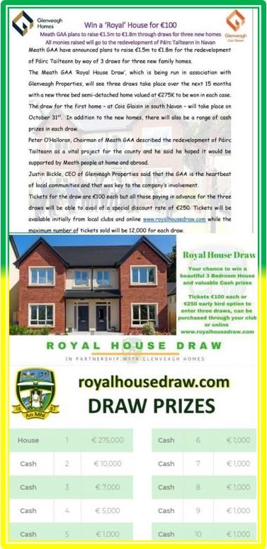 Royal House Draw Description